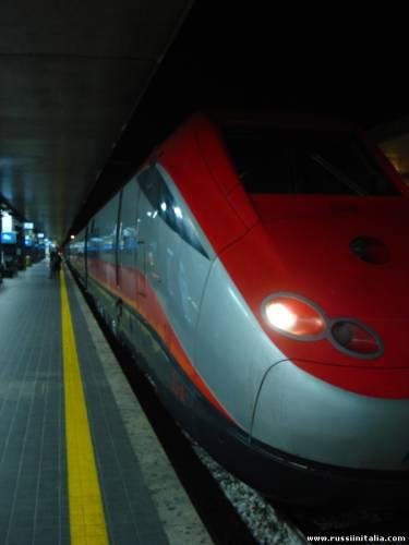 """Frecca Rossa. Фото Александр П. © """"Русские в Италии"""""""