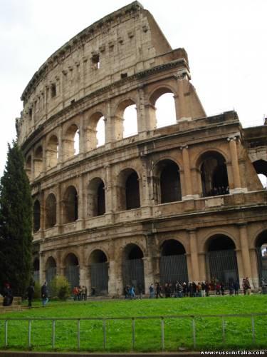 """Рим. Колизей. Фото Александр П. © """"Русские в Италии"""""""