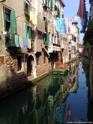 """Венеция. Фото Дарьи Государевой © Проект """"Русские в Италии"""""""