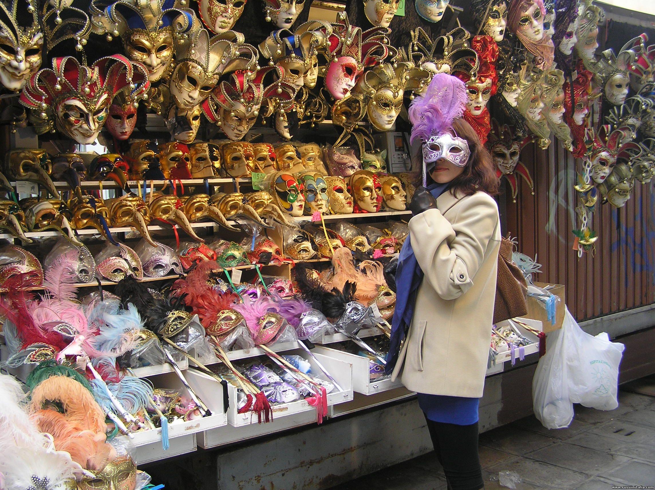 Даже не мечтала увидеть Венецию