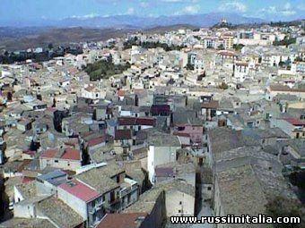Вид на Агридженто. Фото с сайта sicilian.net