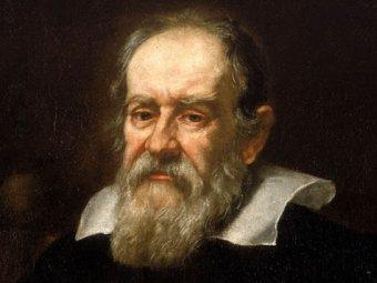 Галилео Галилей. Портрет Юстуса Сустерманса