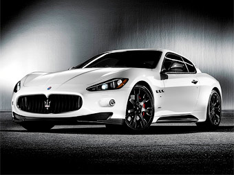 Maserati GranTurismo S MC Sport Line. Фото Maserati