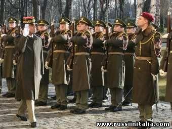 Председатель Военного комитета ЕС посещает Чехию. Фото с сайта consilium.europa.eu